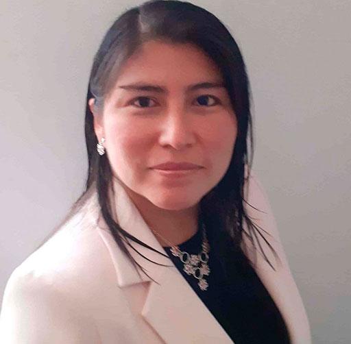 Patricia Valera paciente Clinica de Encias Lima Peru
